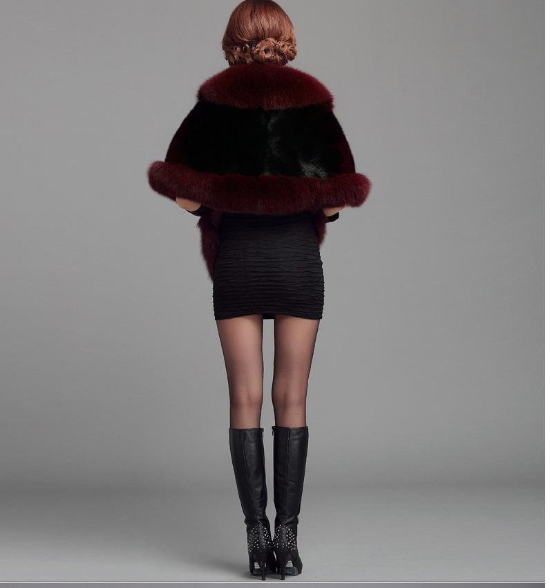 Địa điểm bán khăn choàng lông chồn cao cấp mùa đông