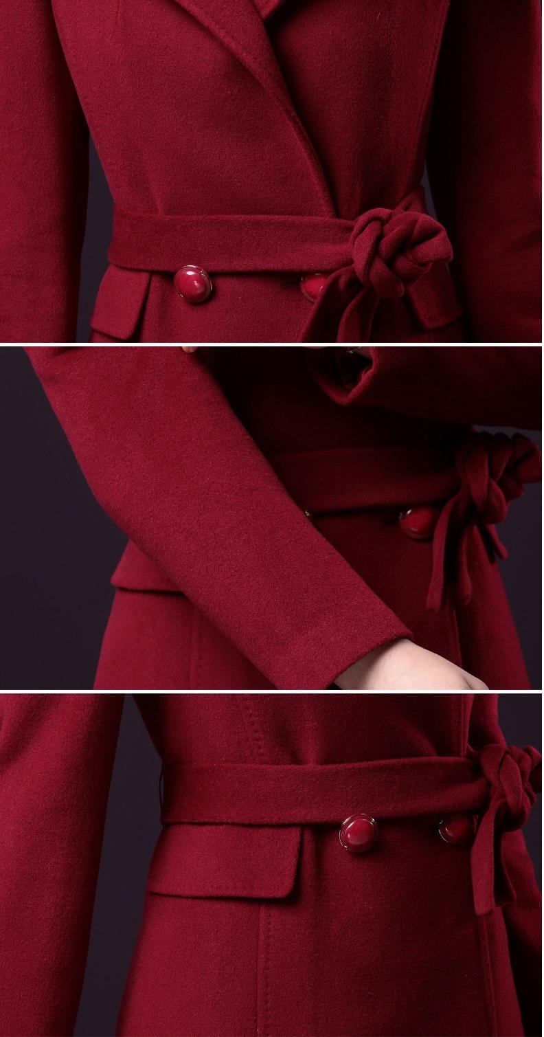 Giá bán áo choàng dạ nữ cao cấp mùa đông
