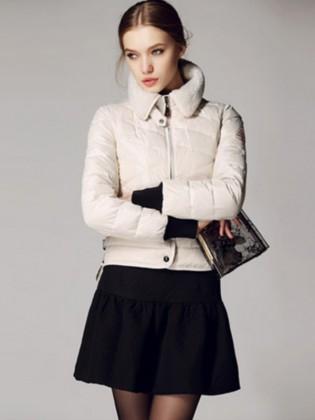 Áo phao lông vũ Hàn Quốc AKDJCN0005