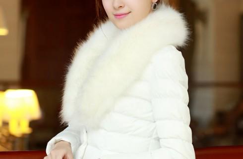 Cập nhật xu hướng áo khoác phao nữ đẹp 2017