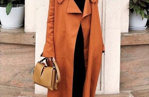Tuyển tập những mẫu áo khoác dạ nữ Hàn Quốc dáng dài dành cho quý cô công sở
