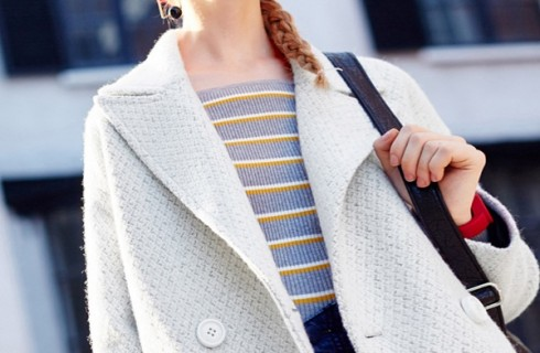 Áo khoác dạ nữ cao cấp cực ấm áp mùa thu đông