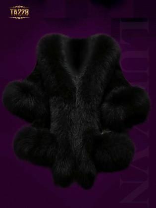 Áo lông chồn cao cấp TA228