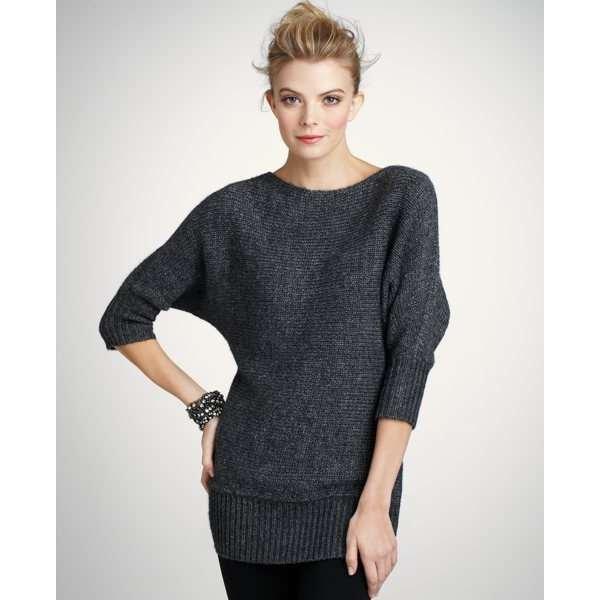 Mẫu áo len đẹp phù hợp với nhiều chị em công sở