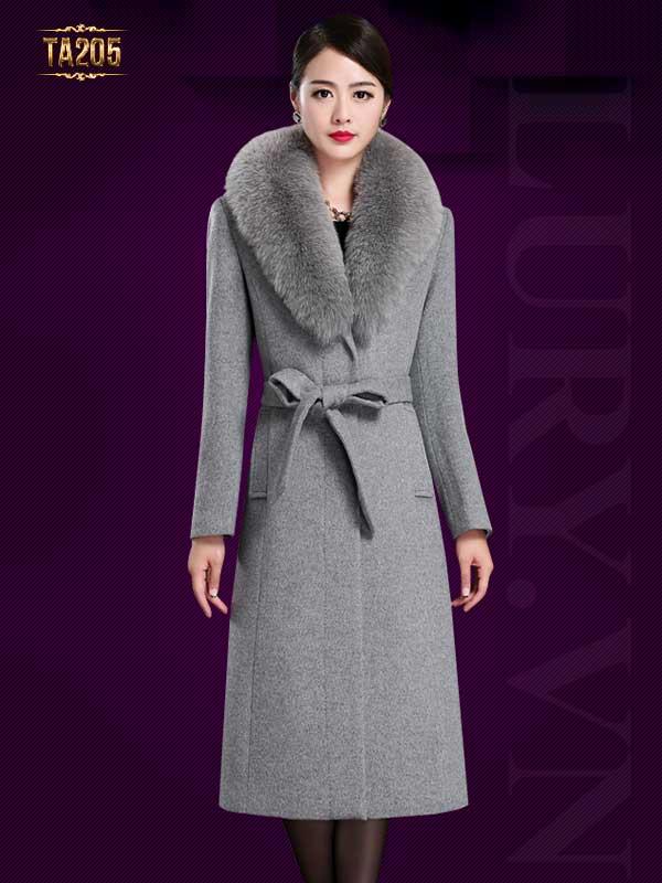 Khám phá những mẫu áo khoác dạ nữ đẹp nhất