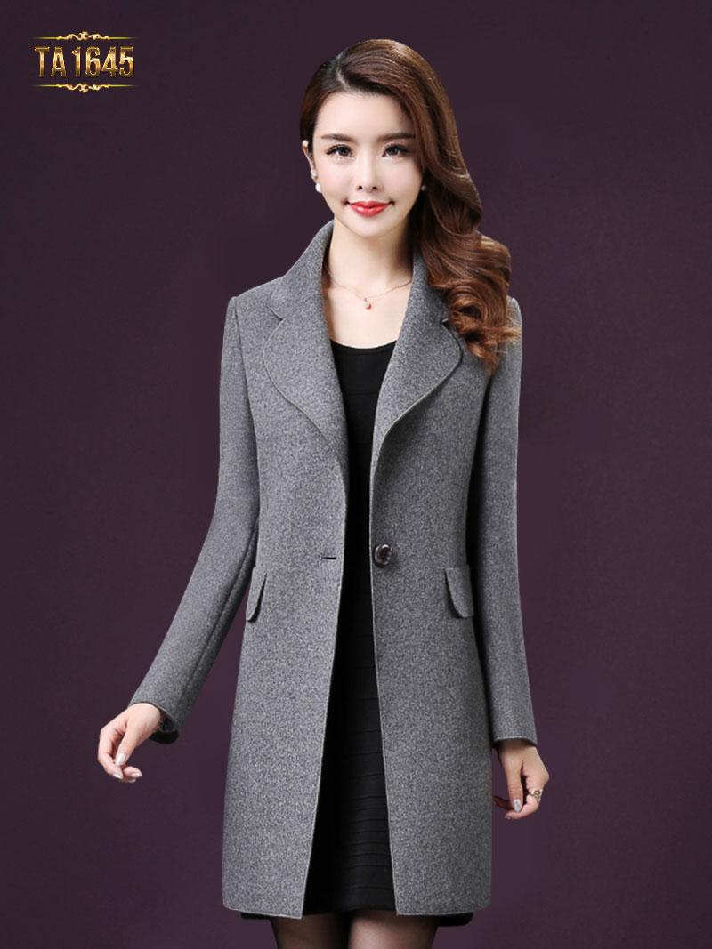Địa chỉ mua áo khoác dạ nữ ở Hà Nội đẹp