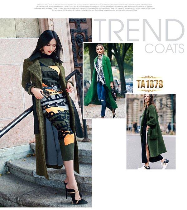 Áo khoác dạ dáng dài cổ vest mang đến cho quý cô công sở phong cách thời trang đẳng cấp, thời thượng