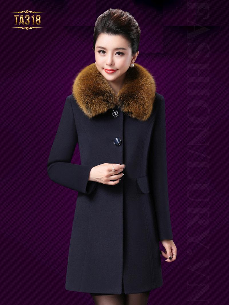 Những chiếc áo khoác dạ nữ đẹp ở Hà Nội được cung cấp cho tất cả các tỉnh thành