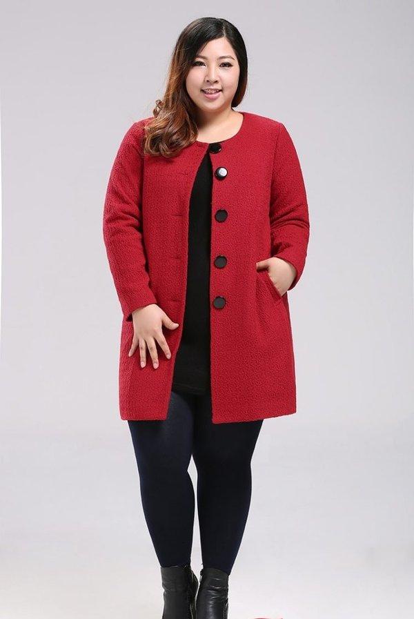 Một chiếc áo kaMột chiếc áo khoác dạ đơn sắc sẽ giúp quý cô thon gọn hơnhoác dạ đơn sắc sẽ giúp quý cô thon gọn hơn