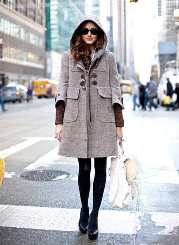 Các quý cô chắc chắn sẽ vô cùng nổi bật với phong cách thời trang của mình khi xuống phố.
