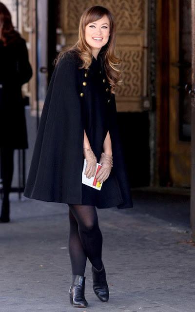 xu hướng áo khoác dạ nữ hot nhất 2015
